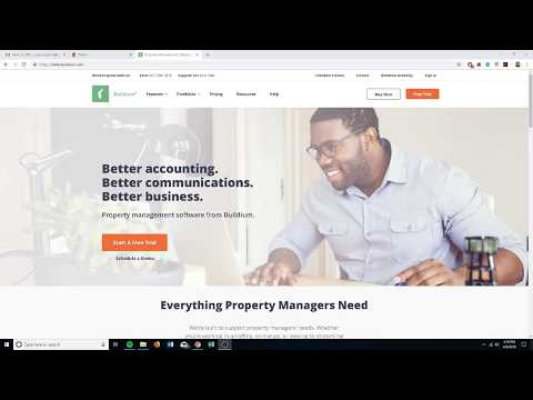 Buildium- Moving Tenants In & Setting Up Online Payments