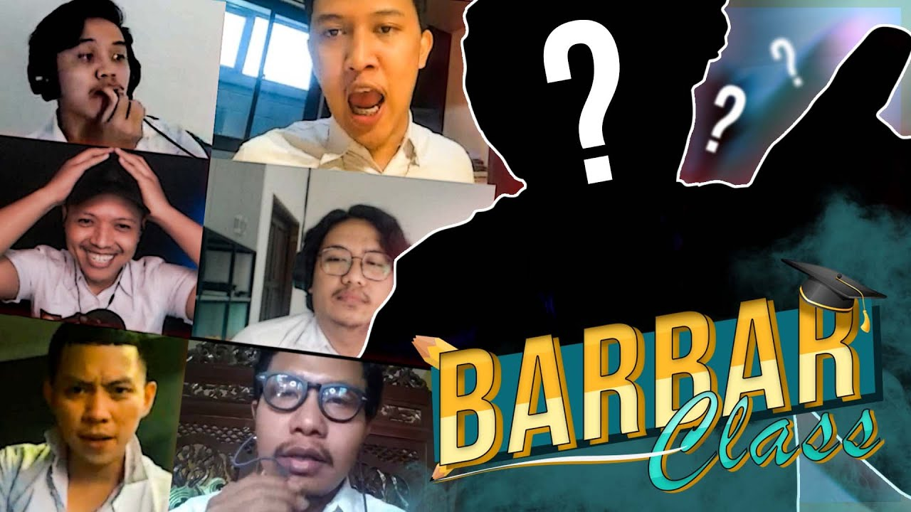 "#BarBarClass EPS1: ""Guru Sejarah Thailand"""