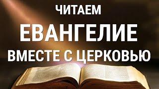 Читаем Евангелие вместе с Церковью. 07 июня  2020