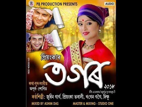 Pahi Meli By Zubeen Garg & Priyanka Bharali || Tagar (2018) || Assamese New Song