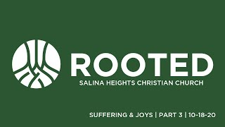 Rooted Introduction Part 3 10-18-20