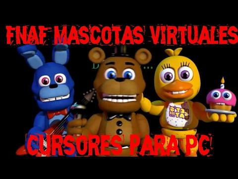 Mascotas virtuales