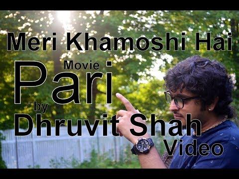 Meri Khamoshi Hai | Dhruvit Shah | Anupam Roy | Ishan Mitra | Cover