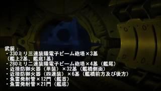 宇宙戦艦ヤマト2199 簡易メカニック解説02「大ガミラス帝星」 Part1