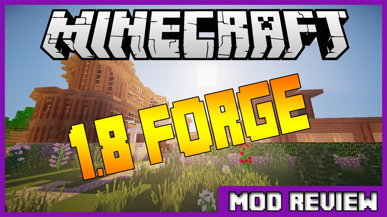Minecraft Forge 1.8.3 Download - YouTube