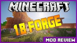 Minecraft Forge 1.8 Download Tutorial