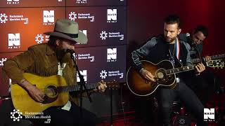 Up Close and Country with Brothers Osborne LIVE from HMH Stage 17!