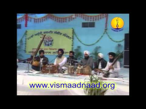 Raag ASA : Dr Alankar Singh - Adutti Gurmat Sangeet Samellan 2011