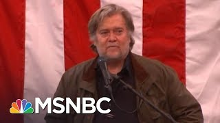 Steve Bannon Speechless After Roy Moore Loss In Alabama  The Last Word  MSNBC