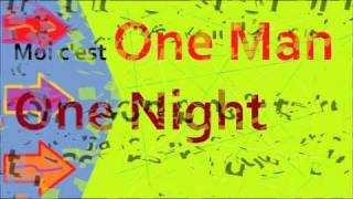 Download Greg Parys - One Man One Night - Paroles MP3 song and Music Video