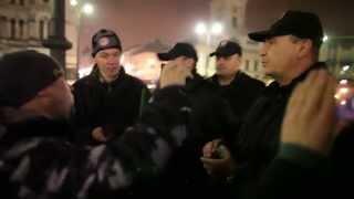 Policja nazywa Szczerbiec symbolem faszystowskim