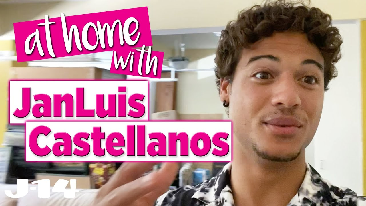 13 Reasons Why Season 4 Star During Quarantine | At Home With JanLuis Castellanos