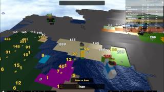 Roblox Territory Conquest [Episode 2] The West/Central Asia Adventures Begin