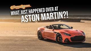 Aston Martin's CEO Drama — The Carmudgeon Show — Ep. 29