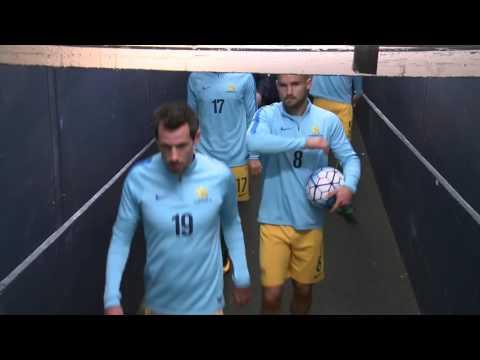 Australia Vs Japan (2018 FIFA World Cup Qualifiers)