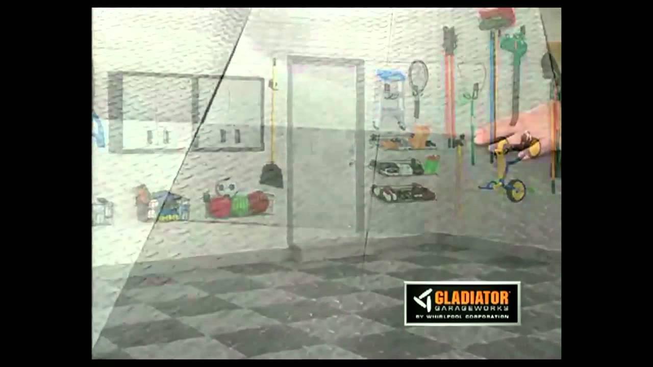 Pavimento per garage di casa gladiator whirlpool corp - Pavimento per garage ...