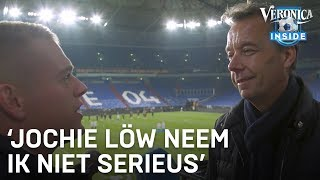 Koeman, Valentijn en Dennis over winnen Nations League