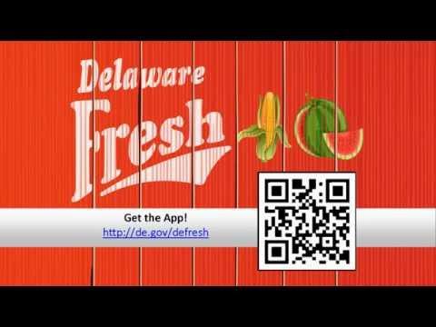 Delaware Fresh mobile app: Farmstand and farmers' market locator