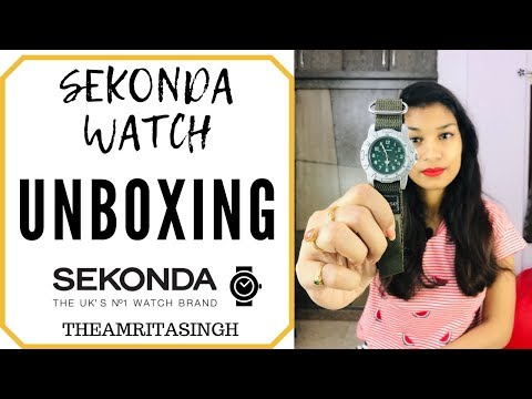 UNBOXING | SEKONDA WATCH | XPOSE 3008 | REVIEW