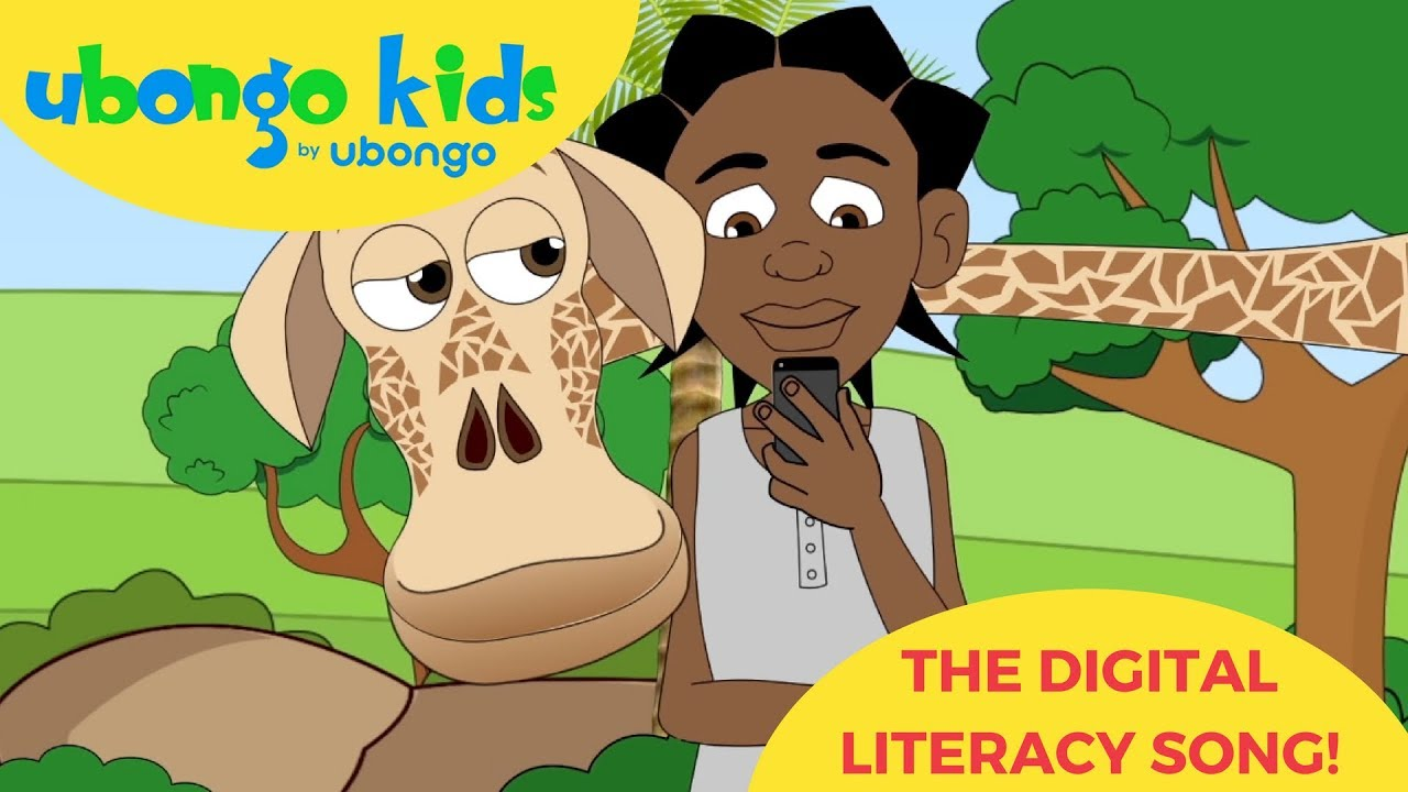 Think Before You Believe - Digital Literacy Song | Ubongo Kids | African Educational Cartoon