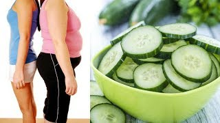 Cucumber Diet Plan to Lose Weight: 7 Days – 7 Kg Less | Cucumber Weight Loss