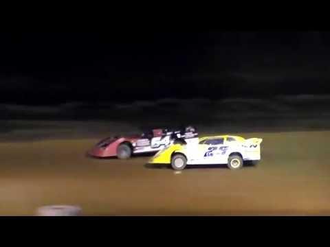 Dog Hollow Speedway - 8/5/16 Street Stock Feature Race