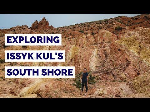 Visit Kyrgyzstan - Issyk-Kul Lake Travel Guide (south shore)