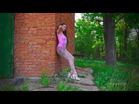 Kessi & Masha Play in Pantyhose 2019-07(2) - Nylon Art Magazine