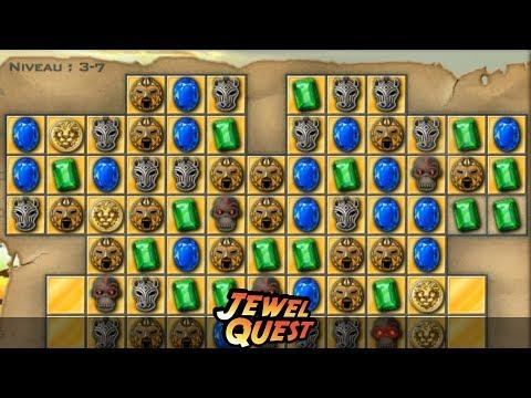 JEWEL QUEST 2 – Level 3-7 (Grenard's Revenge)