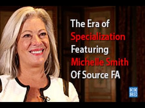 Specialization Featuring Michelle Smith