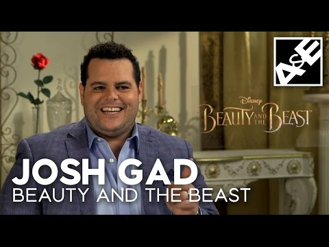 Josh Gad - Disney's Beauty and the Beast Interview