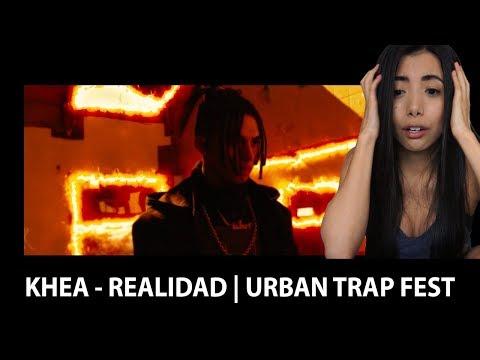 KHEA - REALIDAD   REACCIÓN Y ANÁLISIS + ¡Khea y Cazzu en Perú!