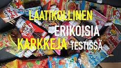 MYSTEERIBOXI TÄYNNÄ ERIKOISIA KARKKEJA!
