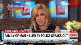 CNN uses mugshot of Alton Sterling