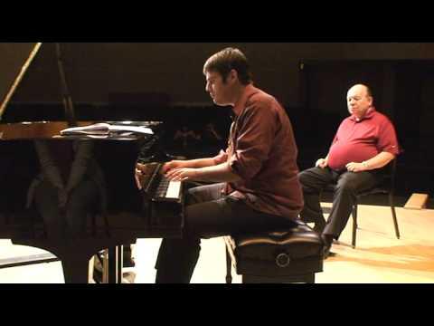 Kurt Jordan Plays: Alvin Curran's Inner Cities 8