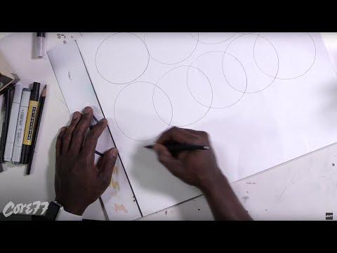 Coreskills Episode 1: A Warm Up for Design Sketching