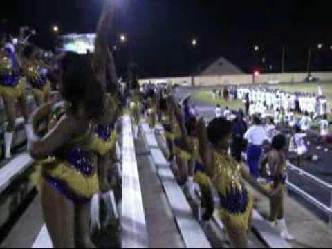Dancing Diamonds Prt.7 Mattie T Blount High School 2008