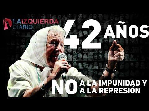 42 años del golpe genocida en Argentina