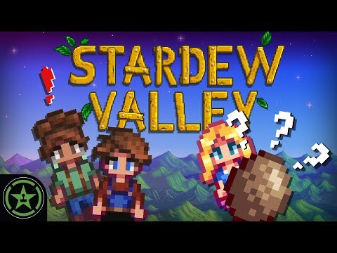 Four Farmers, One Bed - Stardew Valley | Let's Play