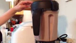 Starbucks Mocha Frappuccino - VitaMix 750