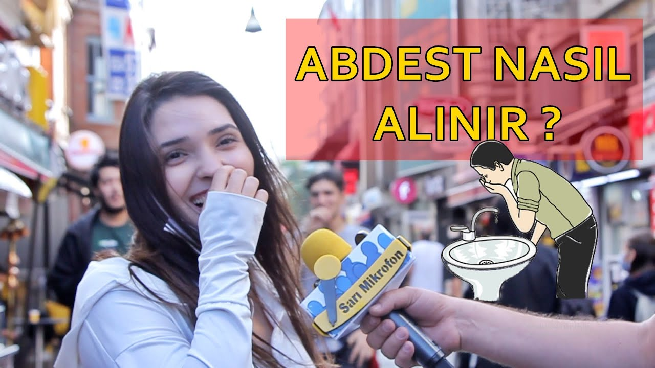Download ABDEST NASIL ALINIR? - SARI MİKROFON