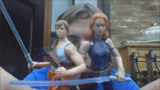 Star Wars Expanded Universe Mara Jade & Luke Skywalker comic pack review