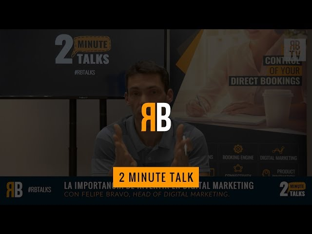 RB Talks / Felipe Bravo