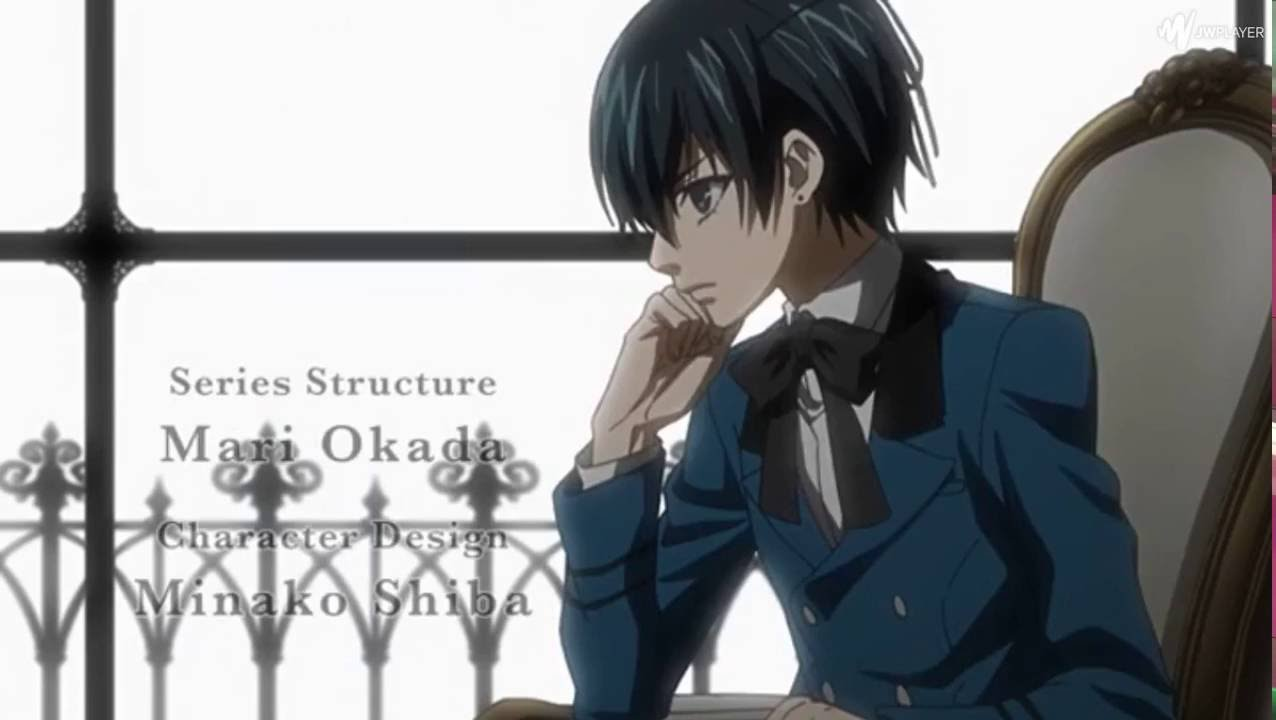 Black Butler Deutsch