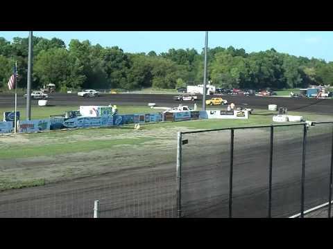 Buffalo River Race Park-Wissota Street Stock Heat Race 7/28/2012
