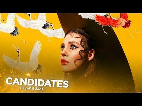 Eurovision 2020 - Candidates (Ukraine)