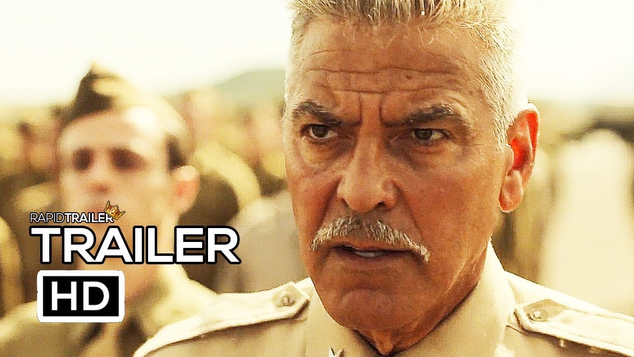 CATCH-22 Official Trailer (2019) George Clooney, Kyle ...