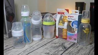 Bình sữa tốt nhất hiện nay? Cách chọn mua bình sữa cho bé?