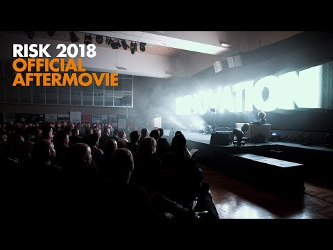 Full aftermovie of RISK conference 2018 - March 14th and 15th 2018
