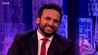 The Mash Report Series 1 (Winter): Episode 2. Nish Kumar. Rachel Parris....BBC2. 25.1.18